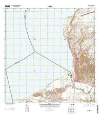 Aguadilla Puerto Rico Historical topographic map, 1:20000 scale, 7.5 X 7.5 Minute, Year 2013