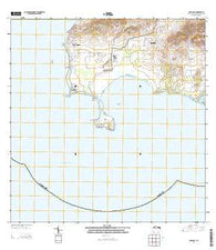Cabo Rojo Puerto Rico Historical topographic map, 1:20000 scale, 7.5 X 7.5 Minute, Year 2013