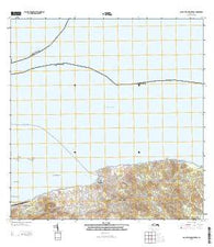 Isla De Vieques Central Puerto Rico Historical topographic map, 1:20000 scale, 7.5 X 7.5 Minute, Year 2013