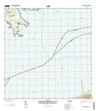 Isla De Vieques West Puerto Rico Historical topographic map, 1:20000 scale, 7.5 X 7.5 Minute, Year 2013