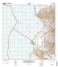 Mayaguez Puerto Rico Historical topographic map, 1:20000 scale, 7.5 X 7.5 Minute, Year 2013