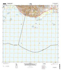Punta Cucharas Puerto Rico Historical topographic map, 1:20000 scale, 7.5 X 7.5 Minute, Year 2013