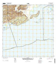 Punta Verraco Puerto Rico Historical topographic map, 1:20000 scale, 7.5 X 7.5 Minute, Year 2013