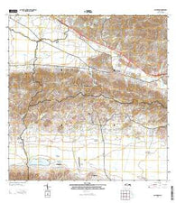 San German Puerto Rico Historical topographic map, 1:20000 scale, 7.5 X 7.5 Minute, Year 2013