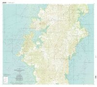 Babeldaob South Republic of Palau Historical topographic map, 1:25000 scale, 7.5 X 7.5 Minute, Year 2000