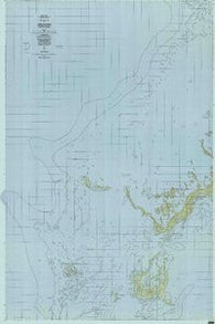 Chelbacheb Republic of Palau Historical topographic map, 1:25000 scale, 7.5 X 7.5 Minute, Year 1984
