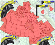 Buy digital map collection YellowMaps Canada Topo Maps: Canada DVD Collection from Atlantic Provinces: NB, NS, PE Maps Store