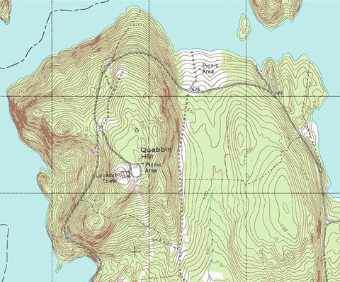 YellowMaps U.S. Topo Maps Volume 1 (Zone 10-1) Western Washington