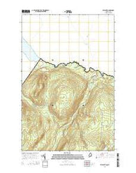 Estcourt Quebec Current topographic map, 1:24000 scale, 7.5 X 7.5 Minute, Year 2014