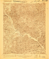 Clarks Hill South Carolina Historical topographic map, 1:48000 scale, 15 X 15 Minute, Year 1920