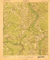 Ridgeville South Carolina Historical topographic map, 1:62500 scale, 15 X 15 Minute, Year 1920