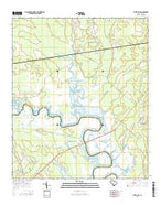 White Hall South Carolina Current topographic map, 1:24000 scale, 7.5 X 7.5 Minute, Year 2014 from South Carolina Map Store