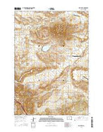 Fort Meade South Dakota Current topographic map, 1:24000 scale, 7.5 X 7.5 Minute, Year 2015 from South Dakota Map Store