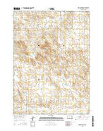 Hidden Timber SE South Dakota Current topographic map, 1:24000 scale, 7.5 X 7.5 Minute, Year 2015 from South Dakota Map Store