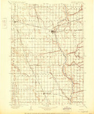 Huron South Dakota Historical topographic map, 1:125000 scale, 30 X 30 Minute, Year 1898