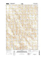 Princes Ranch South Dakota Current topographic map, 1:24000 scale, 7.5 X 7.5 Minute, Year 2015 from South Dakota Map Store