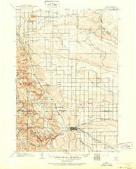 Rapid South Dakota Historical topographic map, 1:125000 scale, 30 X 30 Minute, Year 1898