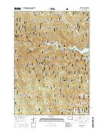 Silver City South Dakota Current topographic map, 1:24000 scale, 7.5 X 7.5 Minute, Year 2015 from South Dakota Map Store