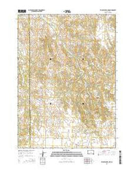 Yellow Bear Camp South Dakota Current topographic map, 1:24000 scale, 7.5 X 7.5 Minute, Year 2015