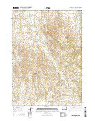 Yellow Bear Camp SW South Dakota Current topographic map, 1:24000 scale, 7.5 X 7.5 Minute, Year 2015