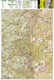 Boulder and Golden, Colorado, Map 100 by National Geographic Maps - Front of map