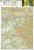 Cache La Poudre and Big Thompson, Colorado, Map 101 by National Geographic Maps - Front of map