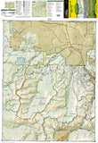Winter Park, Central City and Rollins Pass, Colorado, Map 103 by National Geographic Maps - Front of map