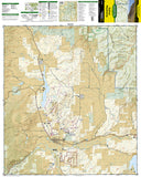 Kremmling and Granby, Colorado, Map 106 by National Geographic Maps - Front of map