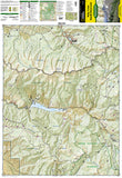 Holy Cross and Reudi Reservoir, Map 126 by National Geographic Maps - Front of map
