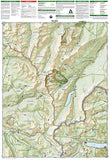 Holy Cross and Reudi Reservoir, Map 126 by National Geographic Maps - Back of map