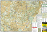 Pikes Peak and Canon City, Colorado, Map 137 by National Geographic Maps - Front of map