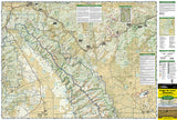 Sangre De Cristo Mountains and Great Sand Dunes National Park, Map 138 by National Geographic Maps - Front of map