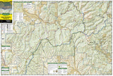 La Garita and Cochetopa Hills, Map 139 by National Geographic Maps - Front of map