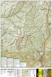 Durango and Cortez, Colorado (144) by National Geographic Maps - Front of map