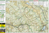 Holy Cross and Eagles Nest Wilderness, Map 149 by National Geographic Maps - Front of map