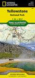 Buy map Yellowstone National Park by National Geographic Maps