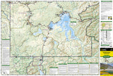 Yellowstone National Park by National Geographic Maps - Front of map