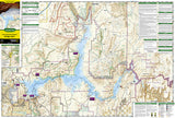 Lake Mead National Recreation Area by National Geographic Maps - Front of map