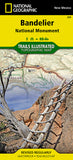 Buy map Bandelier National Monument, New Mexico, Map 209 by National Geographic Maps