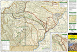 Bandelier National Monument, New Mexico, Map 209 by National Geographic Maps - Front of map