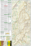 Canyonlands National Park, Utah, Map 210 by National Geographic Maps - Front of map