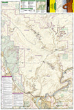 Arches National Park, Map 211 by National Geographic Maps - Front of map