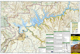 Glen Canyon National Recreation Area, Map 213 by National Geographic Maps - Front of map