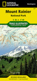 Buy map Mount Rainier National Park, Map 217 by National Geographic Maps