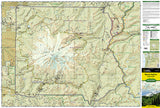 Mount Rainier National Park, Map 217 by National Geographic Maps - Front of map