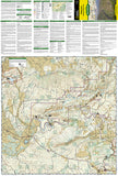Dinosaur National Monument by National Geographic Maps - Front of map
