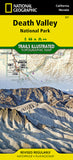 Buy map Death Valley National Park, Map 221 by National Geographic Maps