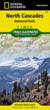 Buy map North Cascades National Park, Map 223 by National Geographic Maps