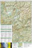 North Cascades National Park, Map 223 by National Geographic Maps - Front of map