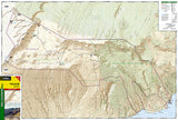 Haleakala National Park, Map 227 by National Geographic Maps - Front of map